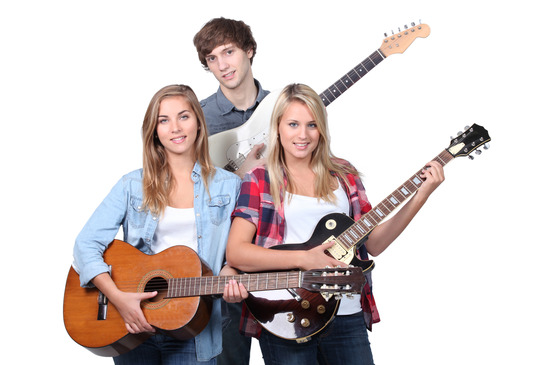 Group Guitar Lessons in Edmonton