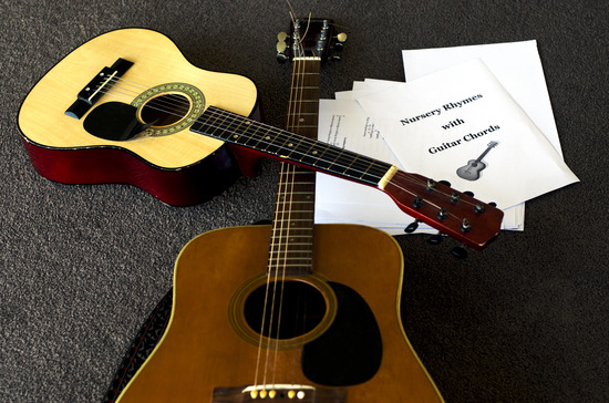 Acoustic Guitar Lessons